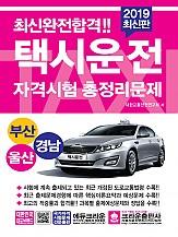 2019 최신완전합격 택시운전 자격시험 총정리문제 부산 울산 경남(구판)